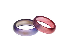 パープルアゲート 指輪 紫メノウ リング 瑪瑙 指輪 天然石 パワーストーン 紫瑪瑙