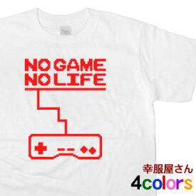 KOUFUKUYA 「NO GAME NO LIFE(TypeA)」Tシャツ 男女兼用 オールシーズン 全4色 140cm-160cm/S-XL os17