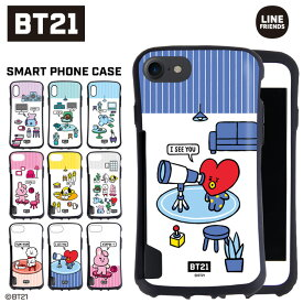 bts iphone ケース BT21 iphone ケース 耐衝撃 バンパー iPhoneXS iPhone XS MAX iPhoneXR iPhone8 Plus iPhone7 Plus iPhone6S Plus iPhone6 Plus (RJ CHIMMY COOKY TATA KOYA SHOOKY MANG) かわいい コラボ カバー 韓国