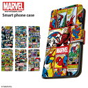 MARVEL マーベル グッズ スマホケース 全機種対応 手帳型 携帯 カバー Galaxy S10 pixel4 3a Xperia ace xperia8 aquos sense3 lite iPhone XR iPhone8 Android one S5 S3 arrows Be3 アイフォン エクスペリア デザイン ブランド コラボ アメコミ