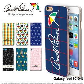 Galaxy feel SC-04J ケース ギャラクシー docomo ドコモ ハード カバー sc04j デザイン アーノルドパーマー arnold palmer