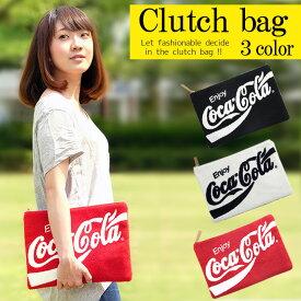 コカ・コーラ クラッチバッグ メンズ レディース かわいい ファッション
