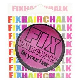 FIX フィックス ヘアチョーク ヘアーチョーク 髪色 1日ヘアカラー 1Day ネオンピンク(NEON PINK) ピンク 桃 メンズ レディース イベント ハロウィン