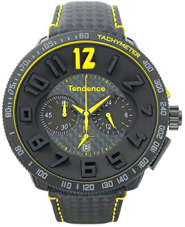 Tendence fair (TENDENCE) Watch SPORT CARBON FIBER TGS30002