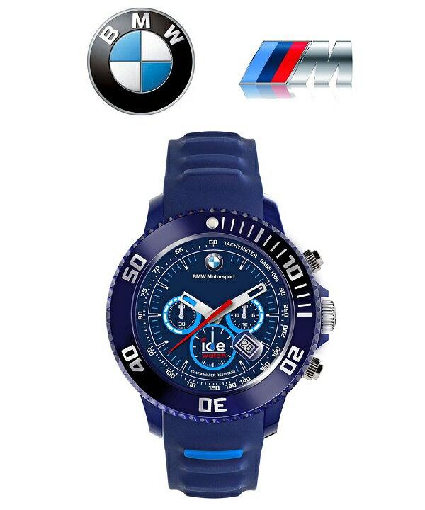 アイスウォッチ(ICE-WATCH)×BMW コラボ 腕時計 100M防水 メンズ BM.CH.BLB.B.S.14 メンズ&レディース【smtb-m】
