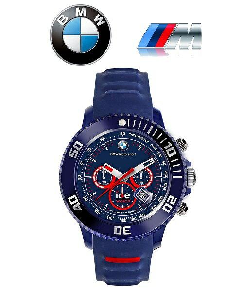 アイスウォッチ(ICE-WATCH)×BMW コラボ 腕時計 100M防水 メンズ BM.CH.BRD.B.S.14 メンズ&レディース【smtb-m】