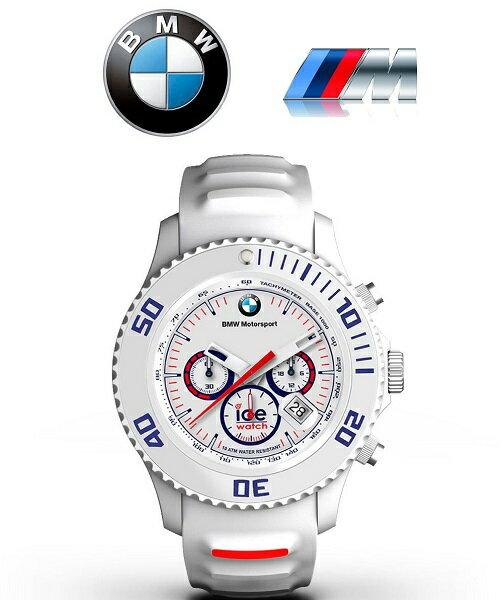 アイスウォッチ(ICE-WATCH)×BMW コラボ 腕時計 100M防水 メンズ BM.CH.WE.BB.S.13 メンズ&レディース【smtb-m】