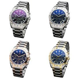 新品 2年保証 送料無料 Salvatore Marra サルバトーレマーラ 腕時計 SM18106 メンズ 男性 ステンレス クロノグラフ 24時間表示 カレンダー クォーツ 電池式 日本製