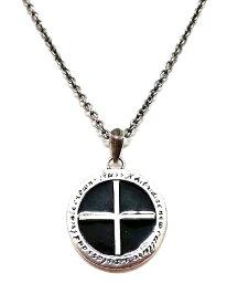 RUSS・K ラスケー シルバー SV925 ネックレス アクセサリー RK320N コイン メダル メンズ レディース ユニセックス