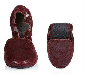 期間値下げ中!バタフライツイスト BUTTERFLY TWISTS 携帯用シューズ 外履きOK!室内 靴 シューズ バレエ オペラ BT1049 KEIRA(ケイラ) BURG バーグ