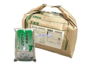 令和2年産 千葉県産 コシヒカリ 玄米20kg(10kg×2)※外袋はイメージです。