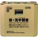 TRUSCO ハンドソープ 新・洗手観音 17.0kg バックインボックス TSK-170-A