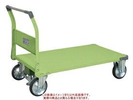 サカエ 特製四輪車(フロアストッパー付) TAN−88F【代引不可・配送時間指定不可・個人宅不可】