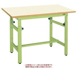 軽量高さ調整作業台TKKタイプ TKK−127PKIG【配送日時指定不可・個人宅不可】