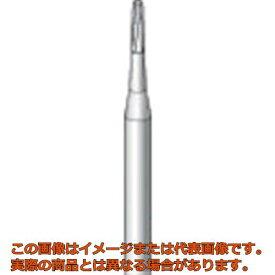 ナカニシ 超硬カッター テーパー(シングルカット)刃径1.2mm 刃長4.5mm 23133