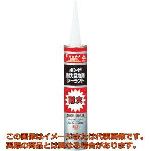 コニシ 耐火目地用シーラント ホワイト 333ml 59478