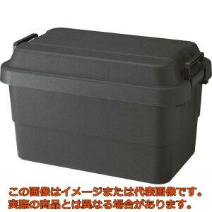 【配達日・配達時間帯指定不可】TRUSCO トランクカーゴ 50L 黒 BLKC50