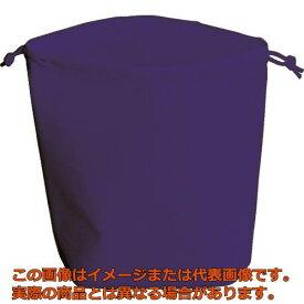 TRUSCO 不織布巾着袋 A4サイズ マチあり ネイビー 10枚入 HSA410NV