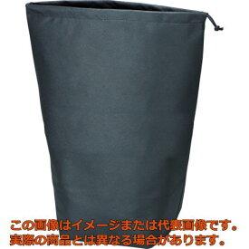 TRUSCO 不織布巾着袋 黒 500X420X220MM (10枚入) TNFD10L