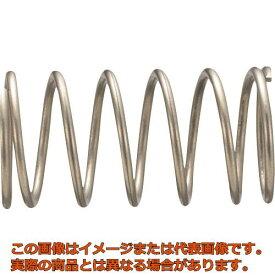 TRUSCO スチール圧縮コイルばね D33.5Xd4.5XL58(2個入り) TST66394