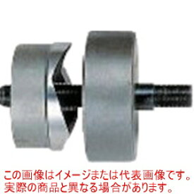 泉 丸パンチ 厚鋼電線管用 パンチ穴115.5 B104