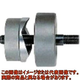 泉 丸パンチ 厚鋼電線管用 パンチ穴102.8 B92