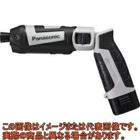 Panasonic 充電スティックインパクトドライバ7.2V グレー EZ7521LA2SH