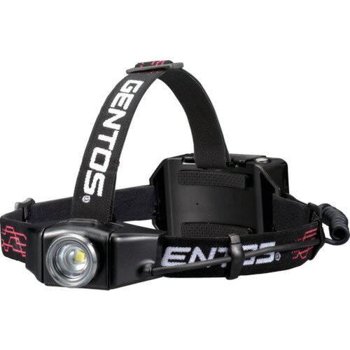GENTOS Gシリーズ ヘッドライト 003RG GH003RG
