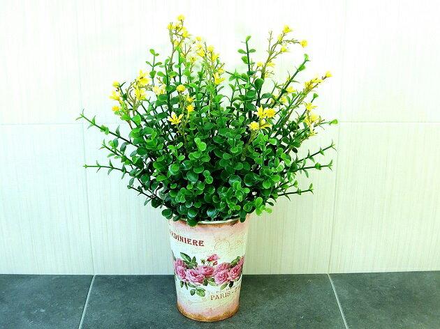 イミテーションフラワー ベルフラワー造花 アートフラワーオトメギキョウ bush 草花高さ 33cm1本単位で販売※2本で撮影