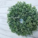 【送料無料】セール価格イミテーションリース 直径 35cm造花 ドア 壁掛けインテリア オブジェクリスマスリース