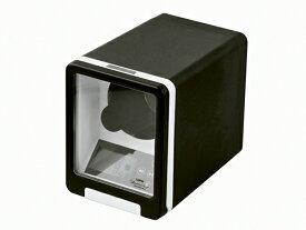 リアルタイムランキング1位 ESPRIMA(エスプリマ) 角型ワインディングマシーン 黒 ES11302BK F11302BK