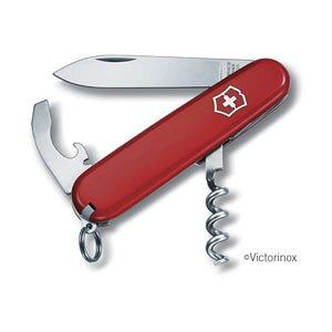 ビクトリノックス (Victorinox)SMALL OFFICERS' KNIVES ウェイター0.3303-GB
