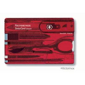 リアルタイムランキング1位 ビクトリノックス (Victorinox)SWISS CARD スイスカードT 0.7100.T