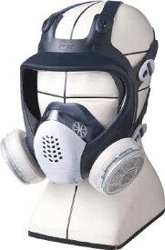 デイリーランキング2位 シゲマツ 直結式小型全面形防毒マスク GM185C-M 重松製作所