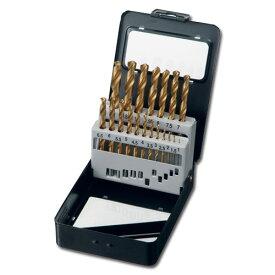 Power sonic 鉄工チタンドリルセット 19本組 THD-19P PAOCK パオック