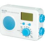 ELPA お風呂ラジオ ER-W30F-BL