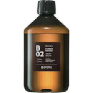 リアルタイムランキング1位 アットアロマ エッセンシャルオイル B02 フラワーオレンジ 450ML D00-B0245 @aroma