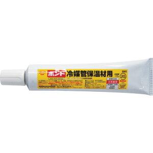 コニシ ボンド 冷媒管保温材用 透明 170ml (#04932) 10本入り