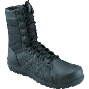 リアルタイムランキング1位 アシックス(ASICS) ウインジョブ CP402 ブラック/ブラック 半長靴ファスナータイプ 1271A002.001