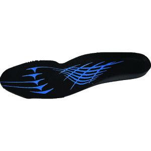 アシックス(ASICS) 安全靴用 中敷き インソール ブラック 1273A007.001 3D SHOCK LINER HG