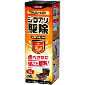 リアルタイムランキング1位【イカリ消毒】シロアリ防除剤シロアリハンター 6個入りあす楽対応