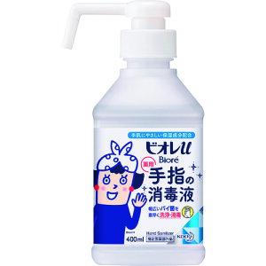ビオレu 薬用 手指の消毒液 400ml