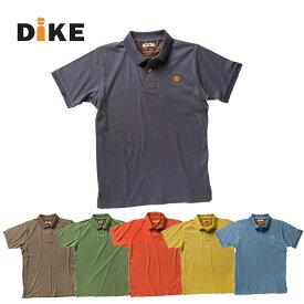 ☆ディーケ/DIKE 92121 ポロシャツ ポイズ (Poise)  サイズ( XS・S・M・L ) 6色展開 イタリア製  【返品不可】