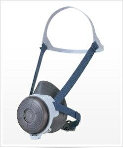 ☆重松/シゲマツ 防じんマスク DR77R2 取替え式 国家検定区分 RL2 合格品 型式検定合格番号:TM45 M・M/E・Lサイズ