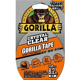 ☆KURE/呉工業 NO1778 ゴリラテープ クリスタルクリア 強力多用途補修テープ   コード(1988254)
