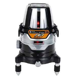 シンワ 墨出し器 レーザーロボ Neo 21AR BRIGHT 受光器・三脚セット  78219 【メーカー直送:代金引換不可】