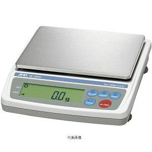 ☆エー・アンド・デイ(A&D) EK-6100i パーソナル電子天びん 角皿 0.1g/6000g ハイレゾリューション  計量(天びん・台はかり)