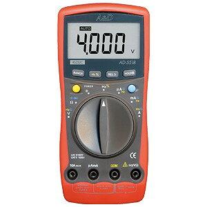 ☆エー・アンド・デイ(A&D) AD-5518 デジタルマルチメーター 電子計測機器