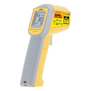 ☆エー・アンド・デイ(A&D) AD-5619 放射温度計(レーザーマーカーつき) 赤外線放射温度計