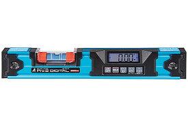 ☆シンワ 75313 ブルーレベル Pro 2 デジタル350mm 防塵防水 水平器